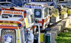 UV per la sanificazione delle ambulanze