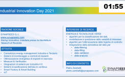 SynapsEES si presenta all'Innovation Day di UniTn